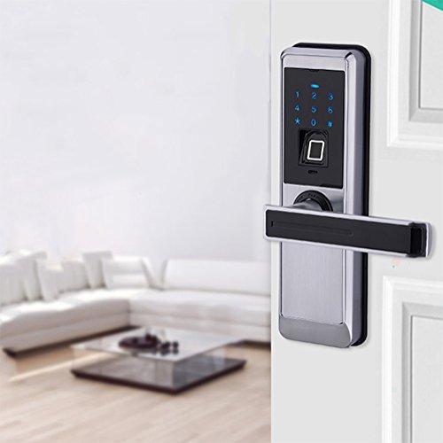 Harfo Hl2 Fingerprint Keyless Entry Smart Door Lock