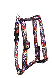 Yellow Dog Design Roman Harness, X-Large, Doggie Delights