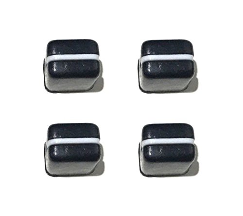 ihave Heater AC A/C Climate Vent Control Knob Kit for Toyota Hilux Rav4 T100 4Runner Tacoma Corolla 4pcs ()