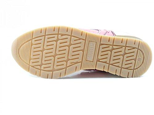 Mustang 2855-302 Zapatillas de lona mujer Pink