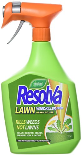 Resolva Lawn Weed Killer Extra Ready To Use, 1 Litre