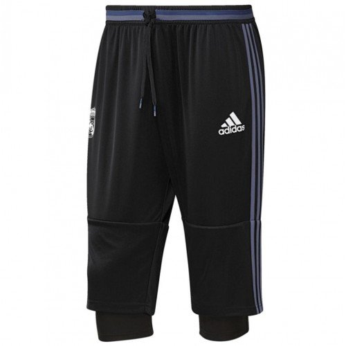 2016-2017 Real Madrid YOUTH three quarter pants (Large)