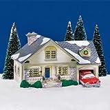 """Dept. 56 The Original Snow Village """"The Brandon Bungalow"""""""