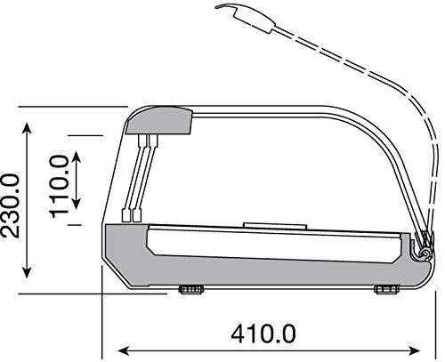 Infrico VET 4 P - Vitrina para montaje en pared: Amazon.es ...