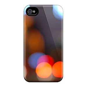 Case Cover Lights 5/ Fashionable Case For Iphone 4/4s by icecream design