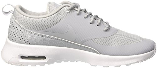 Wolf NIKE Femme Baskets Grey White Wolf Air Gris Basses Grey Thea Max 1w0g1qC