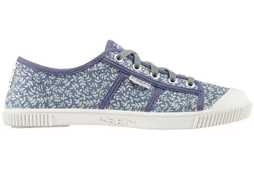 Zapato Keen Mujeres Maderas Lace Blue Indigo