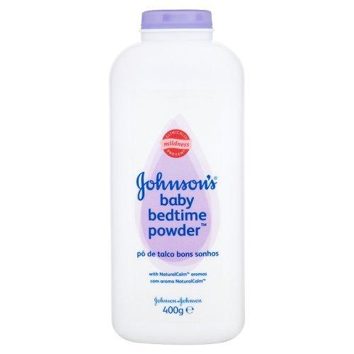 Johnson's Baby Bedtime Powder 400g - besonders milder Baby-Puder