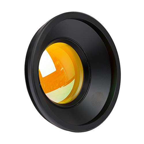 (Cloudray CO2 F-Theta Scan Lens Field 50x50mm FL 63mm for CO2 Galvo Marking System)