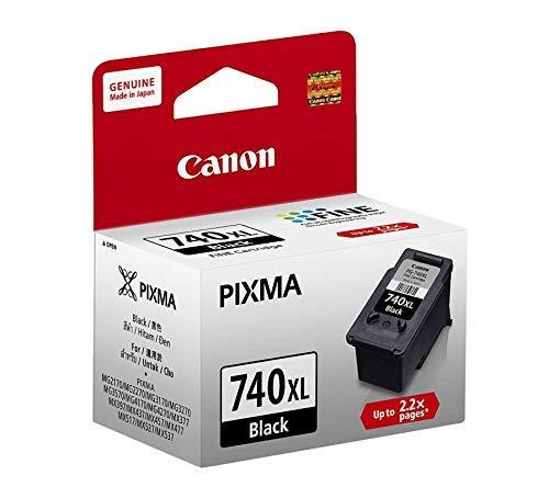 Canon 740 XL Black Ink Cartridge Pg 740xl