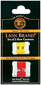 Lion Knitting Row Counters