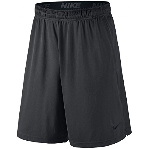 Nike Men's Fly 9-Inch Shorts - Large - Anthracite/Black