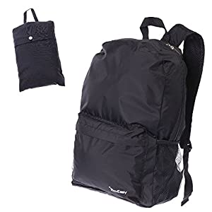 RovEasy Daypack Lightweight Backpack, Small Packable Ultralight, Travel & Sports from Clarity Travel Solutions