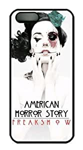American Horror Story Hard Back Cover Snap on PC Black For Iphone 6 Plus 5.5 Phone Case Cover