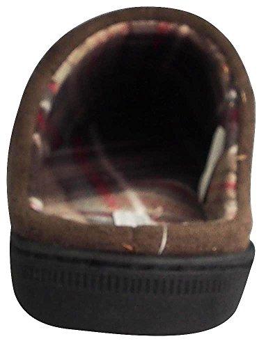 Zapatillas Hombre Clog De Perry Ellis Marrón Clog 2