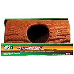 LG Bird Chewable Log