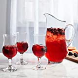 Libbey Modern Bar Sangria Entertaining Set with 6