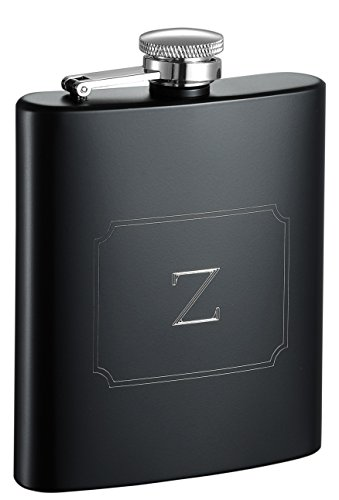 Visol Raven Personalized Flask