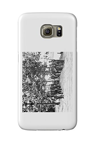 drewrys-bluff-va-artillery-soldiers-at-ft-darling-civil-war-photograph-galaxy-s6-cell-phone-case-sli