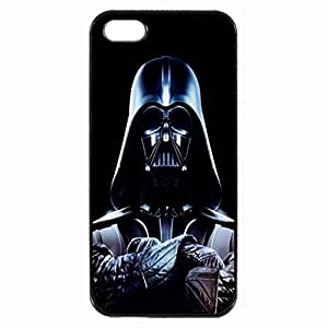 Darth Vader Star Custom Image Case iphone 4 case , iphone 4S case, Diy Durable Hard Case Cover for iPhone 4 4S , High Quality Plastic Case By Argelis-sky, Black Case New