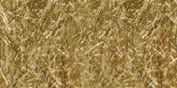 Martha Stewart Glitter Eyelash Yarn- Gold 1 pcs sku# 828057MA