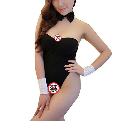 yinglite Women Uniform Sexy Lingerie Kimono Cheongsam Chipao Stewardess Policewomen Sailor Nurse Teacher Schoolgirl Secretary Maid Roles Cosplay Masquerade Lace Costume Set (Leotard Leopard Costumes)