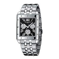 Reloj Raymond Weil 4881-ST-00209 Tango Black con esfera de cronógrafo para hombres