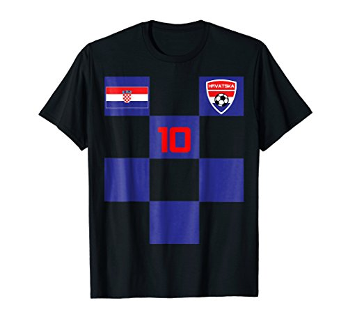 Croatia Soccer Jersey Shirt Black Blue Men Women Kids