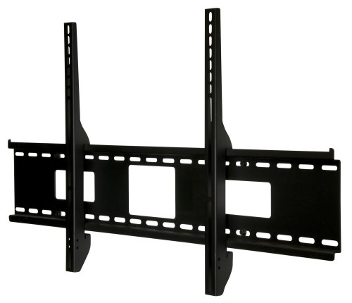 Peerless 46 - 90 Inches Universal Flat Mount, Black