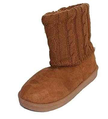 Amazon.com | Happy Bull Winter Boots for Big Girls