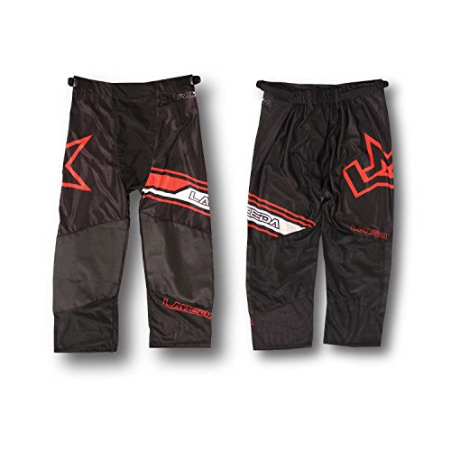LABEDA Roller Hockey Inline PANTS PAMA 7.3 BLACK/RED Size XL