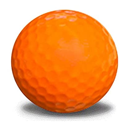 Orange Golf Balls 12 Pack