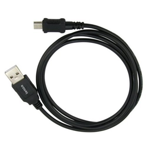 USB Interface Computer Transfer Cable Cord for Canon PowerShot Digital Cameras, Replaces Canon Interface Cable IFC-400PCU, IFC-300PCU and IFC-200PCU for Canon PowerShot ELPH 180, 190 and More Canon Powershot A85 Accessory