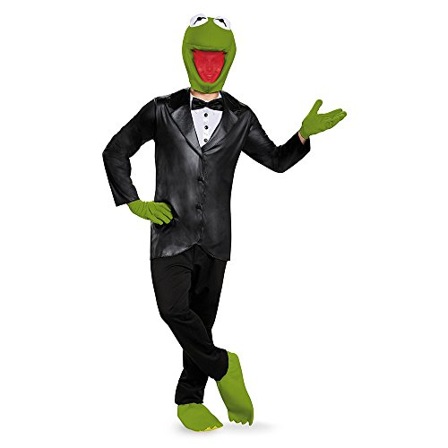 Men's Kermit Teen Costume