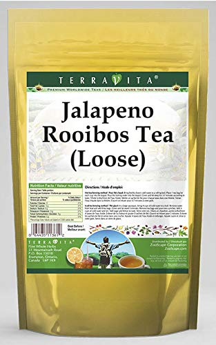 Jalapeno Rooibos Tea (Loose) (8 oz, ZIN: 545363) - 3 Pack