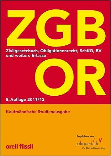 zivilgesetzbuch