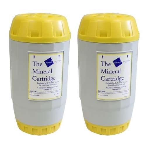 2 ZODIAC NATURE 2 A30 W28165 Aboveground Mineral Cartridge Sanitizers 30K Gallon