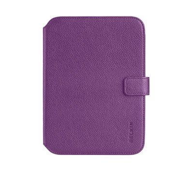 Belkin Verve Tab Folio for Kindle Touch, Purple