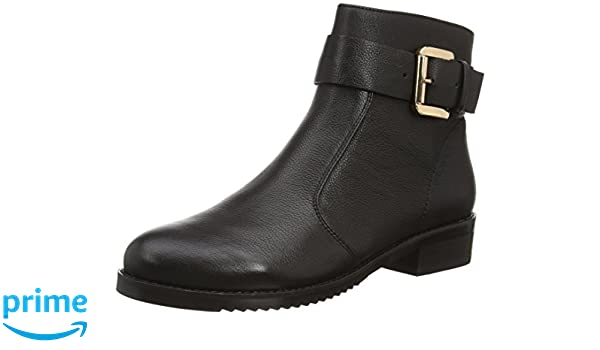 70330901 - Botas Chukka de Cuero Mujer, Color Negro, Talla 40 Belmondo