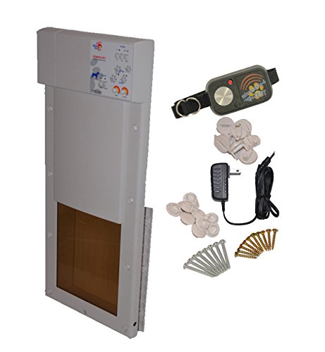 Power Pet Electronic Pet Door - Medium - -