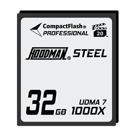 Amazon.com: Hoodman 1000 x RAW Clase de acero de alta ...