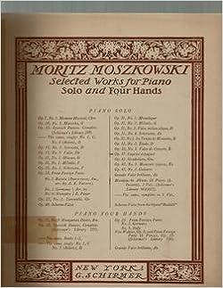 best value beauty dirt cheap Moritz Moszkowski Op.37 Caprice Espagnol Edited & Fingered ...