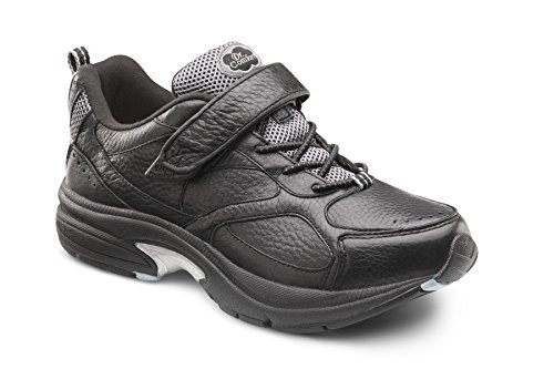Dr. Comfort Spirit Women's Therapeutic Diabetic Extra Depth Shoe: Black 8.5 Medium (A-B) Lace by Dr. Comfort