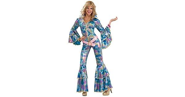 Amazon.com: Forum Novelties disfraz de discoteca para mujer ...