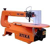 Atika 302310 DK 400 Scie à chantourner