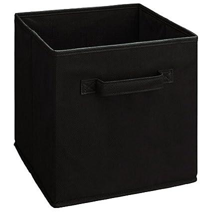 ClosetMaid 5784 Cubeicals Fabric Drawer, Black