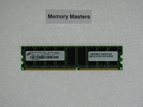 (MEM2821-256U512D 256 TO 512MB DRAM UPGRADE FOR 2821 APPROVED RAM Memory Upgrade)