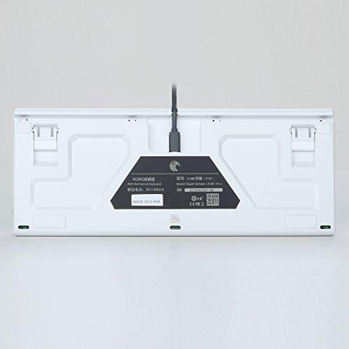 E-element Z88RGB81WRZ Wired Mini Keyboard