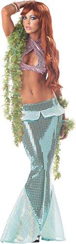 Mesmerizing Mermaid Adult Costume - Small