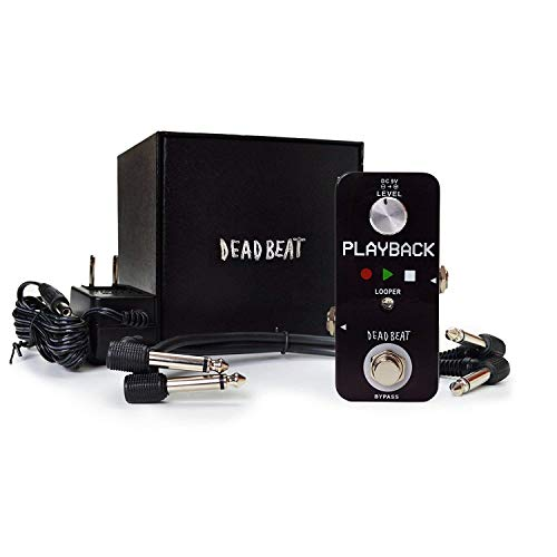 PLAYBACK LOOPER effect pedal by Deadbeat Sound
